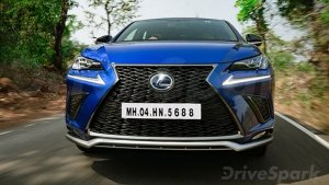 Review: Lexus NX 300h F-Sport First Drive — Dressed To The Nines