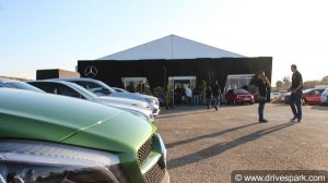 Mercedes-Benz Luxe Drive Live 2018 Bangalore — The Quintessential Mercedes Experience