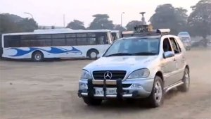 Driverless, Self-Driving Vehicles In India - The Hi-Tech Robotic Systemz Limited