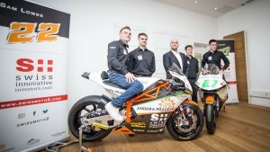 Andhra Pradesh Sponsors Moto 2 Team For 2018 MotoGP Season - Features 'Sunrise State' Livery