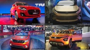 Top 10 Best Cars At Auto Expo 2018 - Launches, Unveils And Concepts