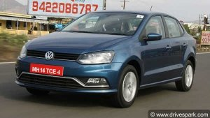 Volkswagen Polo And Ameo To Get New Petrol Engine — Power And Mileage Revealed