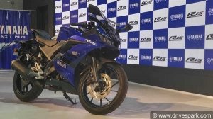 Auto Expo 2018: Yamaha YZF-R15 V3.0 Launched At Rs 1.25 Lakh - Specifications, Features & Images