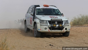 Maruti Suzuki Desert Storm 2018 Powered By ExxonMobil: Stage 3 Results