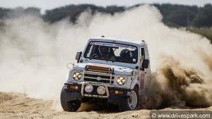 2018 Maruti Suzuki Desert Storm: Countdown Begins For India's Longest Cross-Country Rally