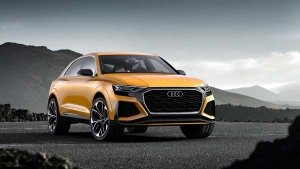 New Audi Q8 SUV To Be Revealed In June 2018