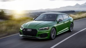 2018 New York Auto Show: New Audi RS5 Sportback Revealed; Specifications, Features & Images
