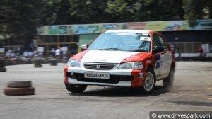 Auto Gymkhana 2018 Bangalore — An Obstacle Course By Onashi Motorsports