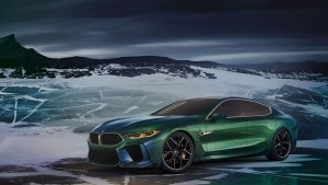 2018 Geneva Motor Show: BMW M8 Gran Coupe Concept Unveiled — Specs, Features & Images