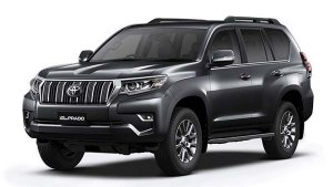 2018 Toyota Land Cruiser Prado Launched In India: Priced At Rs 92.60 Lakh