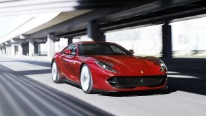 Ferrari 812 Superfast Launched In India; Priced At Rs 5.20 Crore