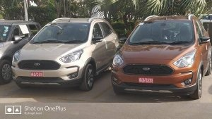 Ford Freestyle Spotted Ahead Of Launch; Expected Price, Specs, Features And More Details