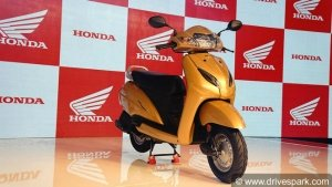 Honda Activa 5G Launched In India; Prices Start at Rs 52,460