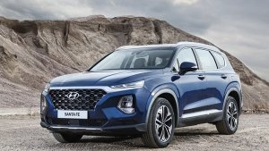 2018 Geneva Motor Show: New Hyundai Santa Fe SUV Unveiled — Specifications, Features & Images