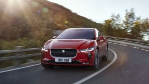 Jaguar I-Pace Electric SUV Revealed — Specifications, Features & Images