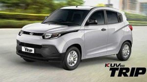Mahindra KUV100 Trip Launched In India; Prices Start At Rs 5.16 Lakh