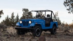 Mahindra Roxor Off-Road SUV Revealed In The United States — Specifications, Features And Images