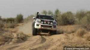 Maruti Suzuki Desert Storm 2018 Powered By ExxonMobil: Stage 2 Results