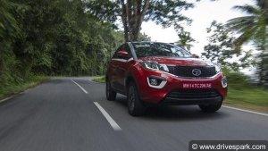 Tata Nexon Diesel: Power Figures Revealed For Multiple Driving Modes