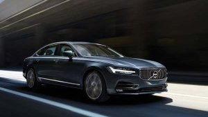 Volvo S90 Local Assembly Begins In India