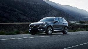Volvo XC60 Wins The World Car Of The Year 2018 Award