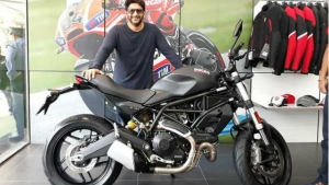 Arshad Warsi Gets Hold Of A Ducati Monster 797 Dark Edition: More Details
