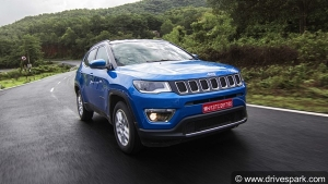 Jeep Celebrates 4X4 Month — Offers Heavy Discounts On The Top-End Compass Variant
