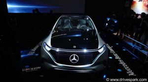 Mercedes-Benz To Take On Tesla With New Electric Sedan