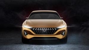 Pininfarina H500 Electric Sedan Concept Revealed At Beijing Motor Show