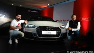 2018 Audi RS5 Coupe Launched In India; Priced At Rs 1.10 Crore