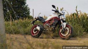 Ducati Monster 797 Road Test Review - The Gentle Italian Behemoth