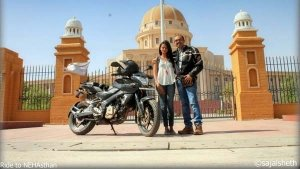A Father Rides 3,630Km To Meet His Daughter — A 'Ride To NEHAsthan'