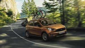 Ford Freestyle Accessories List: Body Stripe, Spoiler, Ambient Lighting, Roof Cross Bars & More