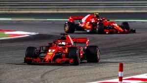 Formula One: Sebastian Vettel Wins The Bahrain Grand Prix With A Thrilling Nail-Biter Finish