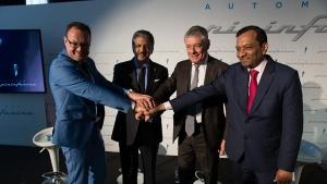 Mahindra Launches New Electric Car Brand — Automobili Pininfarina