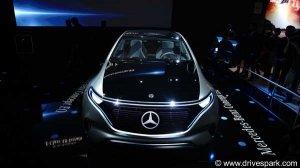 Mercedes-Benz To Take On Tesla With New Electric Sedan