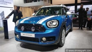 New 2018 Mini Countryman Launch Details Revealed — To Rival Its Own Cousin, The BMW X1!