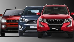 New Mahindra XUV 500 Vs Jeep Compass Vs Hyundai Creta — Which One Should You Buy?