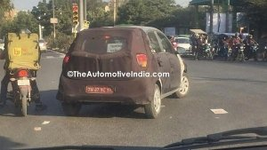 Next-Gen Hyundai Santro Spotted Again; Expected Launch, Price, Specs And Features