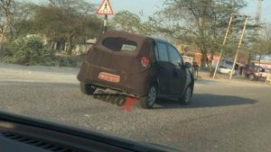 Next-Gen Hyundai Santro Spotted Testing; Expected Launch, Price, Specs And Features