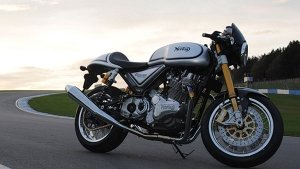 Norton Commando 961 Cafe Racer Launched In India; Priced At Rs 23 Lakh