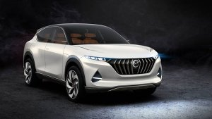 Pininfarina K350 Electric SUV Concept Unveiled At Beijing Motor Show