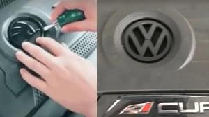 Volkswagen Badge On A Skoda Car — Side Effects Of VW Group Platform And Engine Sharing