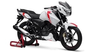 TVS Apache RTR 160 Race Edition Launched In India; Prices Start At Rs 79,715