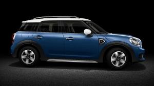 2018 MINI Countryman Top Features: BMW X1 Platform, Picnic Bench, Switch Gears, Split Seats & More