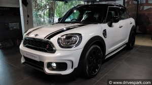 2018 Mini Countryman Launched In India At Rs 34.9 Lakh — Rivals The Entry-Level German SUVs