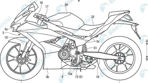 Suzuki GSX-R300 Patent Images Leaked — To Rival Yamaha YZF-R3 And KTM RC390