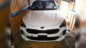 Kia Stinger GT S Spotted In Chennai — Kia Motors Considering An India Launch Of The Stinger GT?
