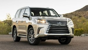 Lexus LX 570 Launched In India; Priced At Rs 2.32 Crore