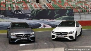 2018 Mercedes-AMG E63 S Launched In India At Rs 1.50 Crore: The Most Powerful AMG In The Country